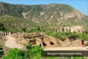 Market Complex- Before