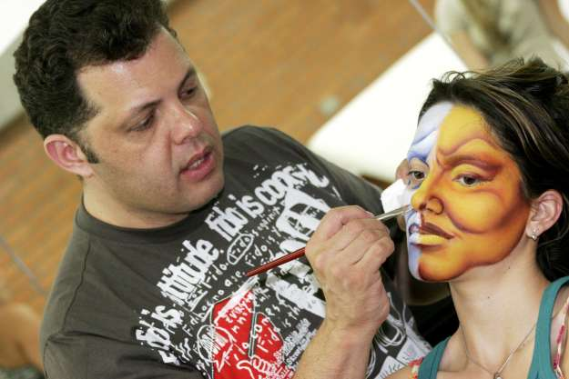 Beto França Make Up Artisti Maquiador Profissional - Foto Marcos Morrone