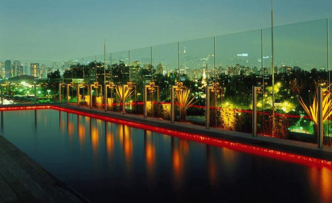 Skye Bar São Paulo - Foto Divulgação