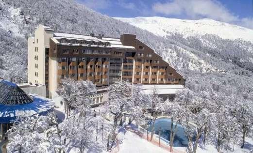 Chillán tem boa infraestrutura hoteleira para quem vai aos shows - Foto: Divulgação