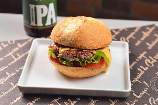 Campano Burger - Foto: Luciano Dias
