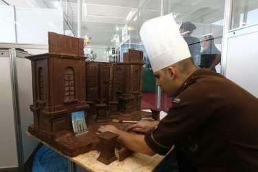Festival terá chocolates de todos os tamanhos e formados - Foto: Pedro Moraes/ Divulgação