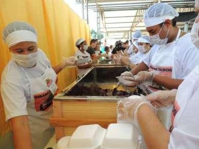 Alfredo Chaves organiza uma tradicional festa focada na banana e leite - Foto: Divulgação