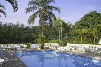 Com day use, é possível aproveitar a piscina e outros equipamentos do hotel - Foto: Divulgação