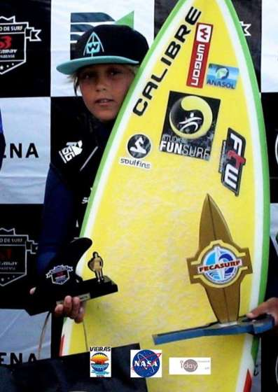 Takeshi Oyama Campeão Catarinense de Surf 2016 - Foto Eunice Ferreira