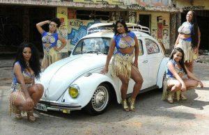 Passistas do Tigre - Foto: Diogo Alberto