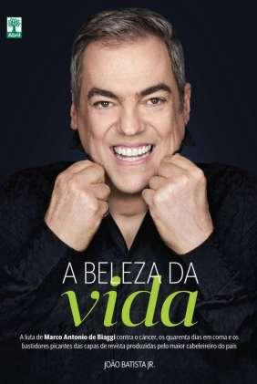 Foto - Divulgação Capa do livro de Marco Antônio de Biaggi