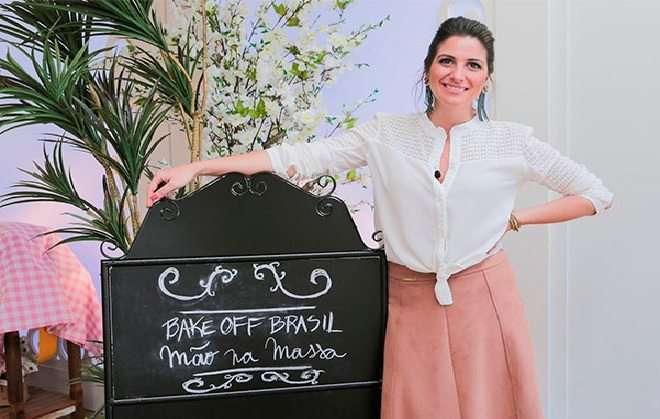 Carol Fiorentino - Foto Divulgação: Arthur Igrecias-SBT