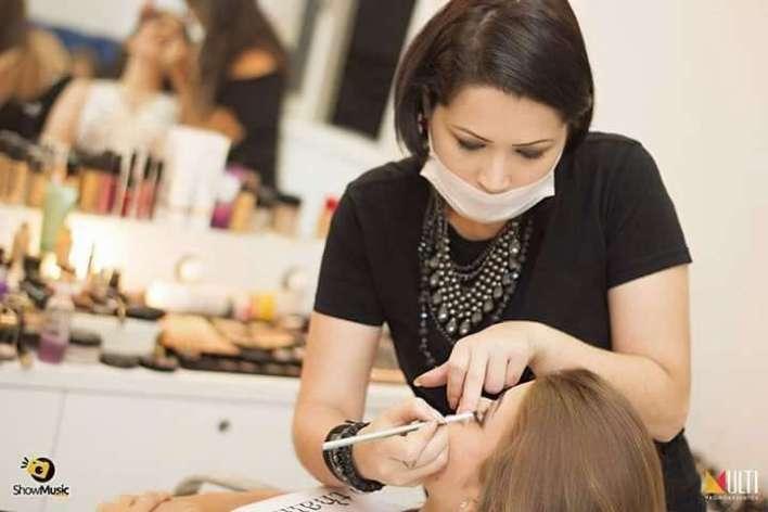 Maquiadora Carla Adriana - Foto Divulgação