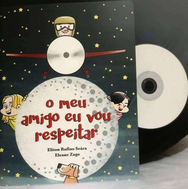 Livro de Lançamento - Foto: Divulgação