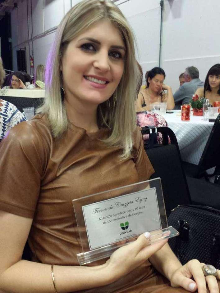 Fernanda Cruzzeta Eyng - Foto Divulgação