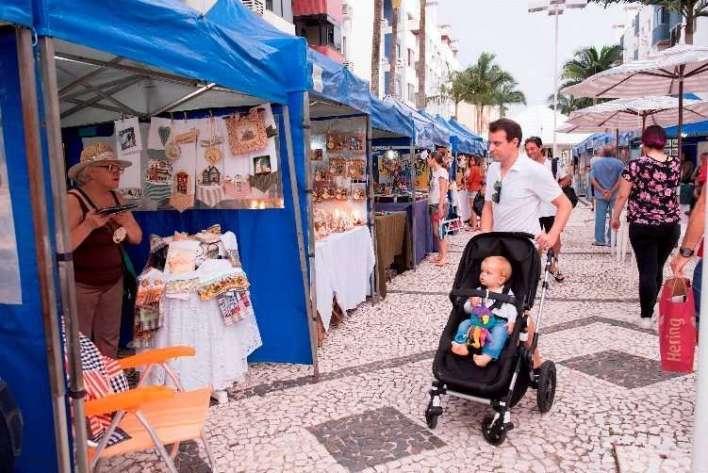 Feira de Artesanato - Foto: Divulgação