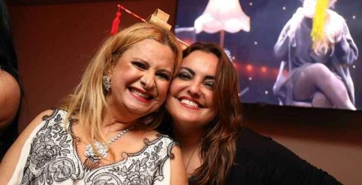 Lilian Gonçalves e Fabiola Reipert - Foto Paulo Bareta - Divulgação
