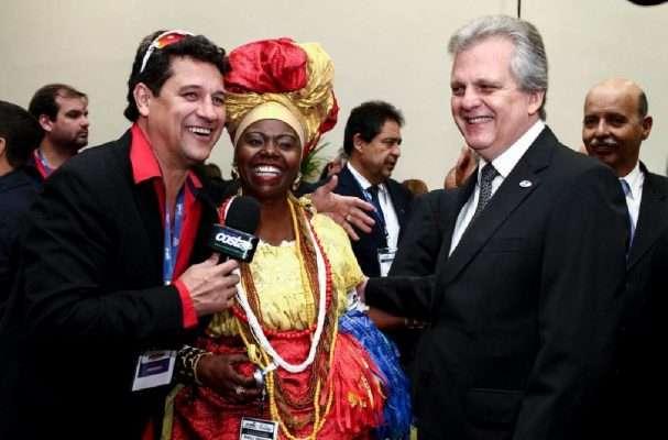 Presidente da ABAV Nacional - Edmar Augusto Bull - Copastur - Foto Carol Mendonça - Abav Expo
