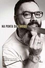Capa do Livro Na ponta da língua - Divulgação