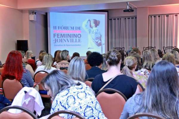 Fórum de Empreendedorismo Feminino