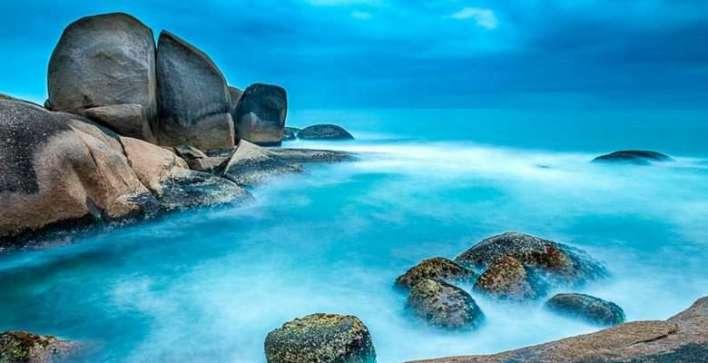 A poética do Mar - Foto Zé Paiva