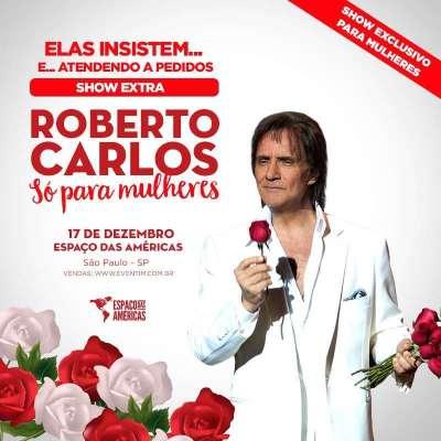 Roberto Carlos Só Para Mulheres
