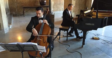 calgary live wedding music