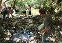 Volunteers trails Ikaria 17