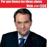 PPSOE porque tienes las ideas claras, vota ppsoe