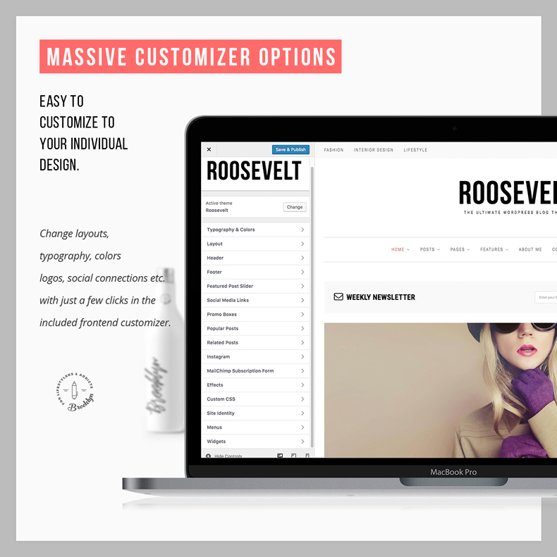 Roosevelt - Responsive WordPress Blog Theme - 14