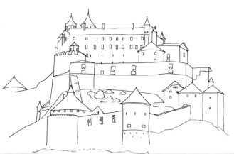 Chateau-Modele
