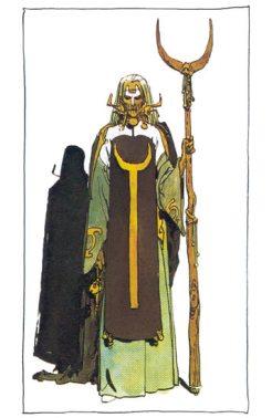 The Reverend Mother Gaius Helen Mohiam