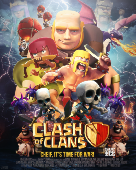 clash_of_clans_movie_poster_contest_entry_by_jrod707-d7msdvp