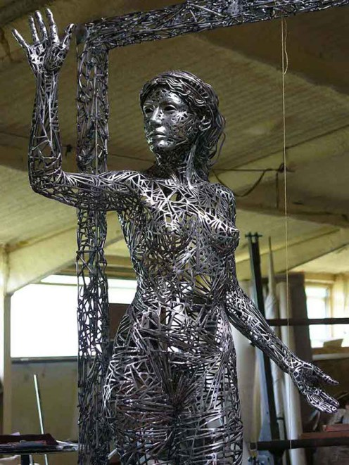 Jordi-diez-Fernandez-femme-sculpture