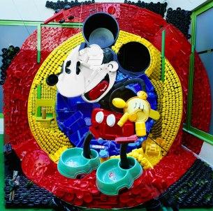 Mickey Mousse inspiré Walt Disney