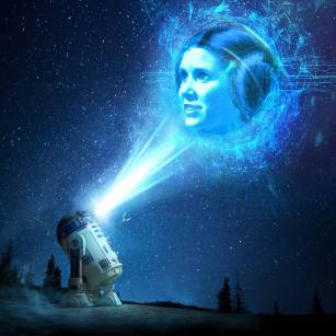 Our lady of the stars by Joel Erkkinen