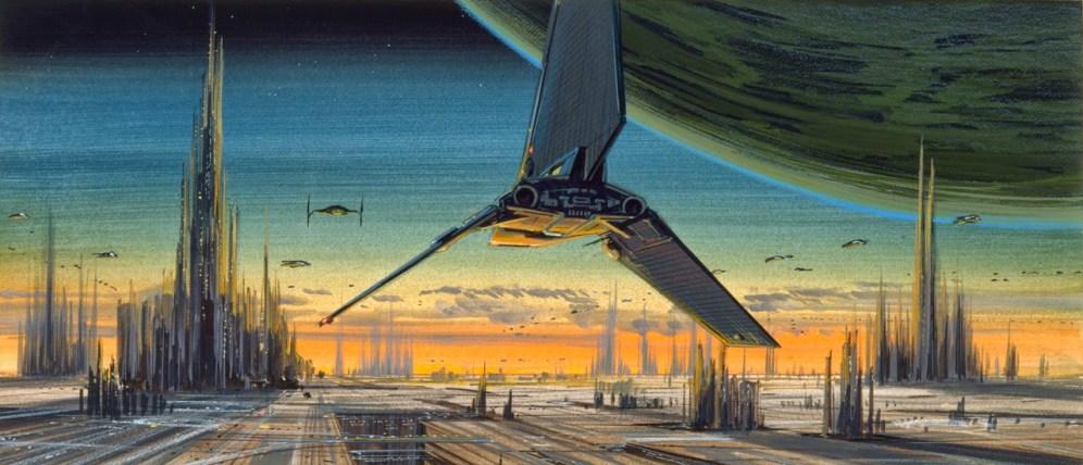 ralph-mcquarrie-starwars-coruscent-aerial