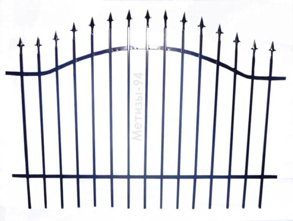 Заборы с элементами ковки, кованый забор, цена, фото