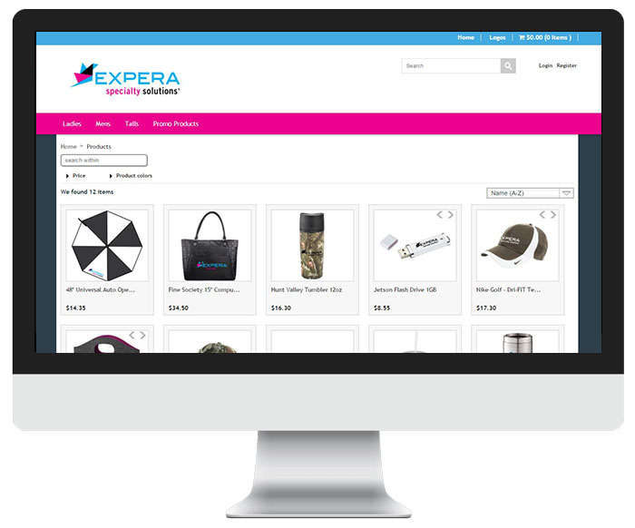 Expera Ecommerce Store