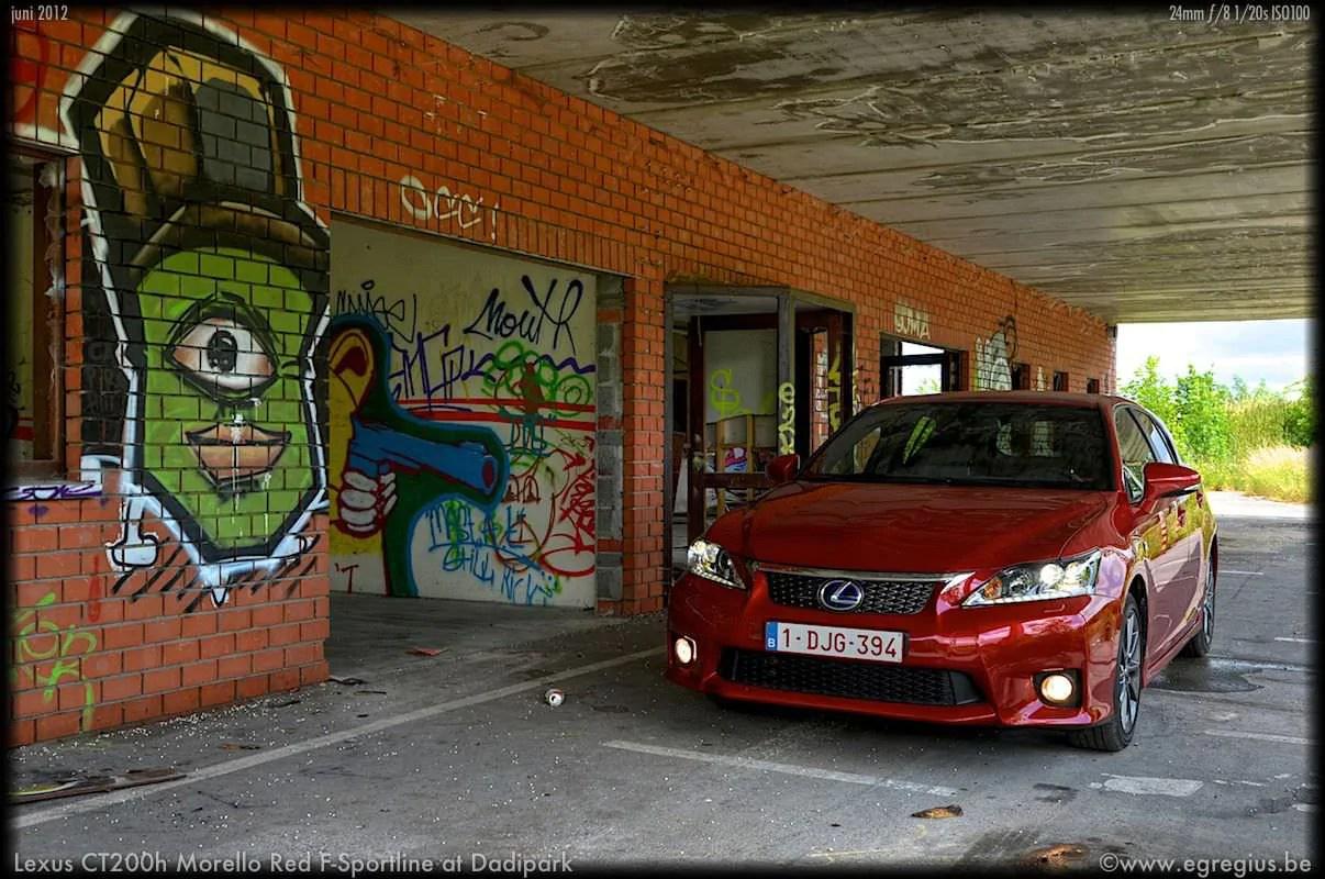Lexus CT200h 5