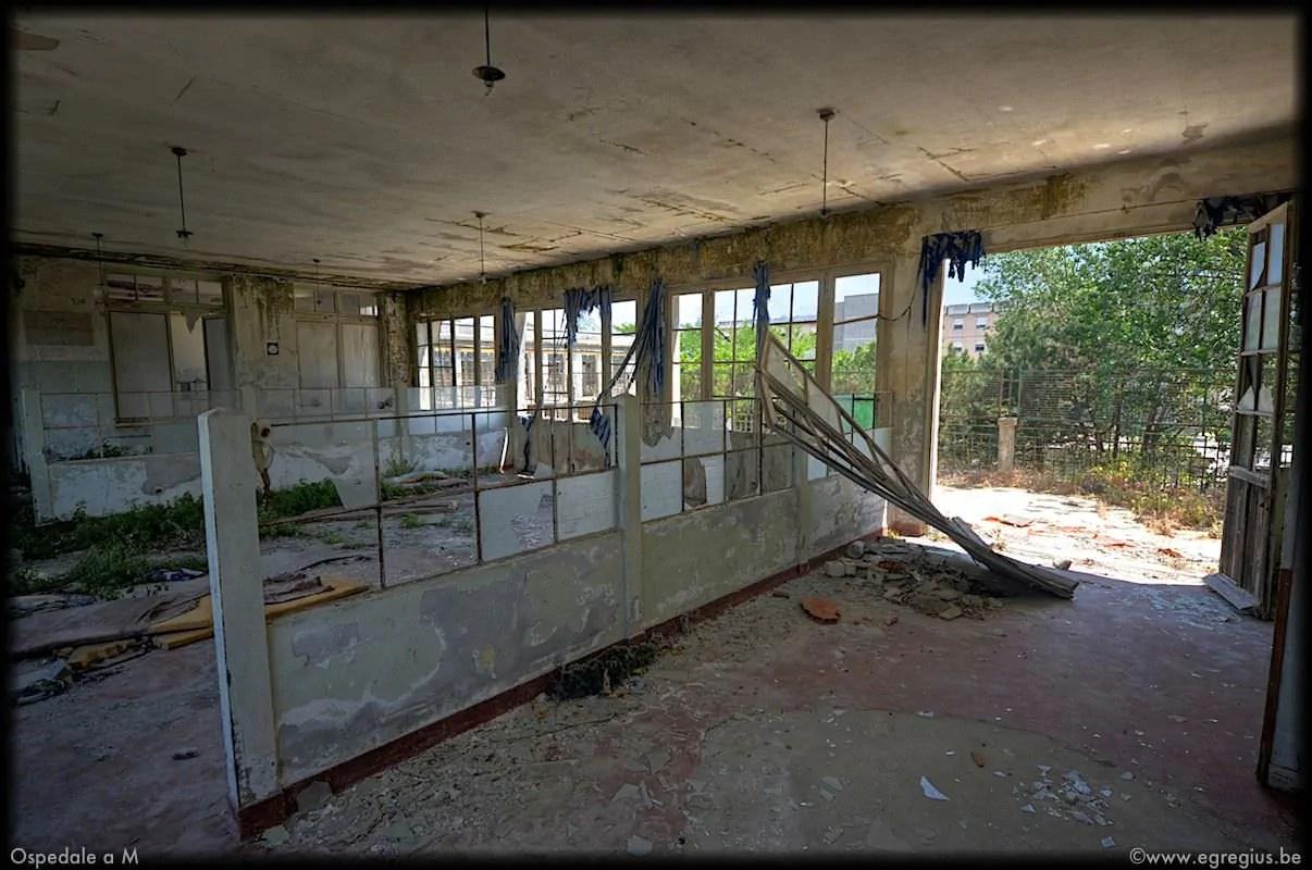 Ospedale al Mare 6