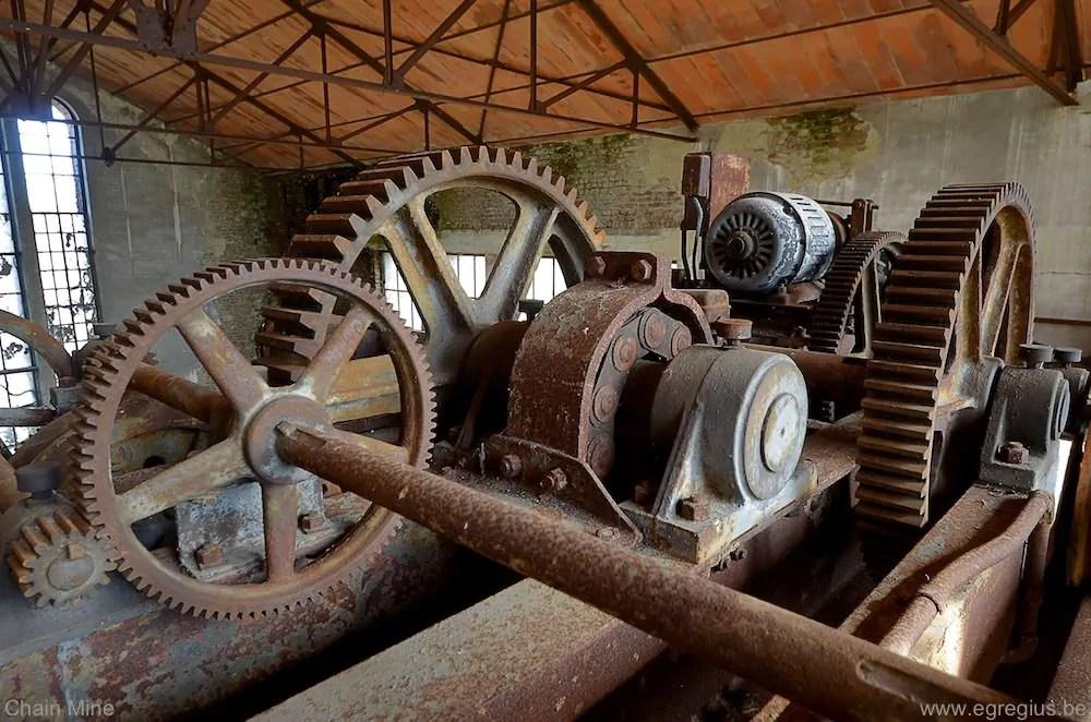 Chain Mine 10