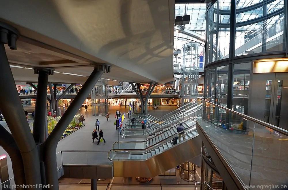 Hauptbahnhof Berlin 5