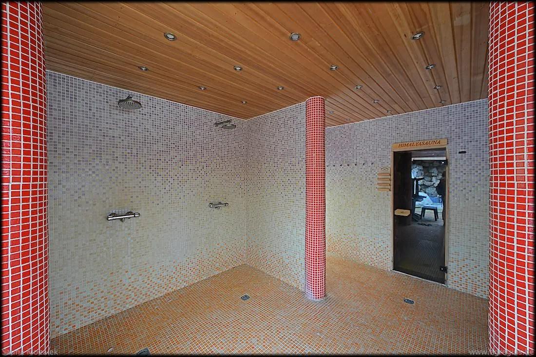 Sauna Mozaiek 2