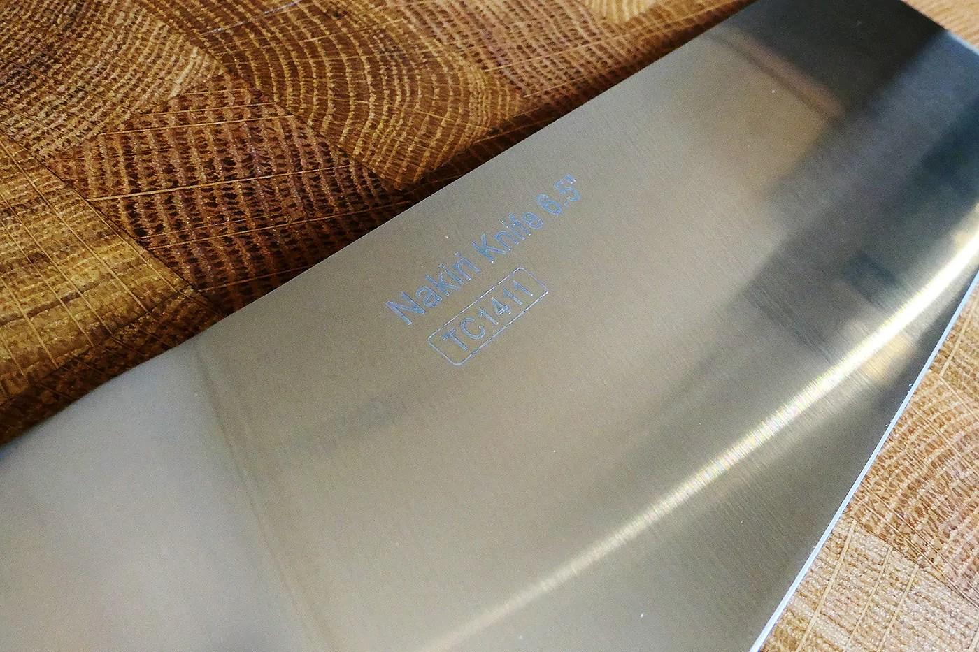 """Tuo Cutlery - TC1411 Nakiri 6.5"""""""