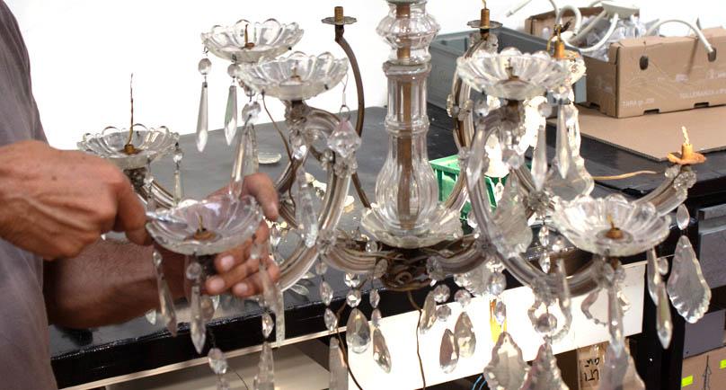 Sconti elevati per maggiori quantità. Restauro Ricambi Lampadari In Vetro Di Murano