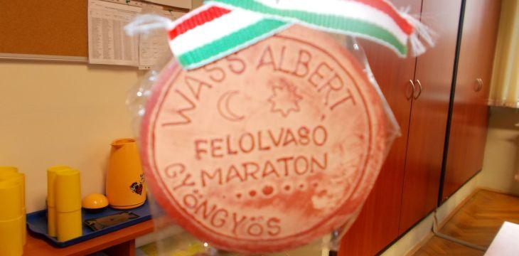 Wass Albert 25 órás felolvasó maraton