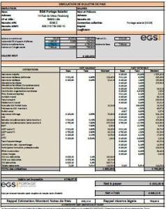 Simulation de salaire en portage salarial EGS