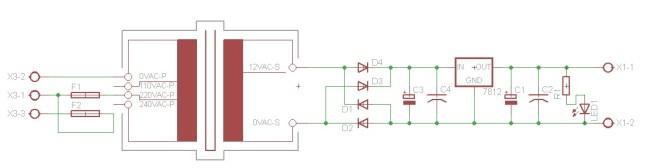 Cara Membuat Power Supply