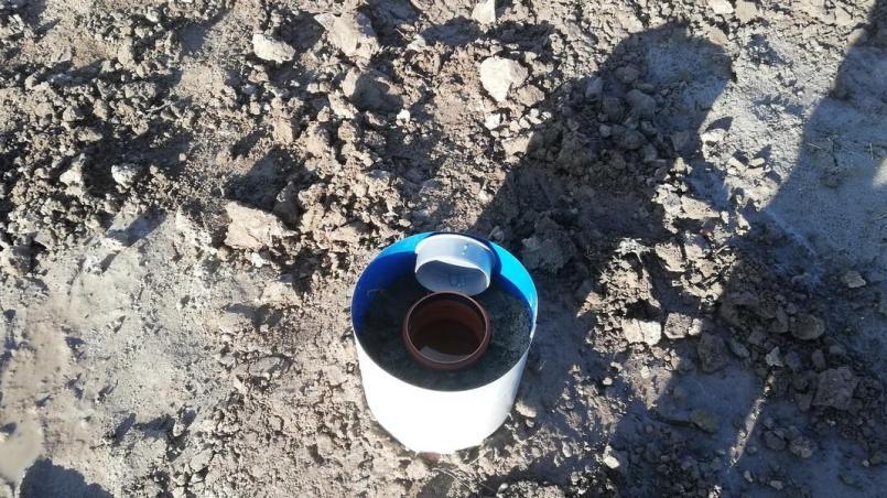 Испытание канализации