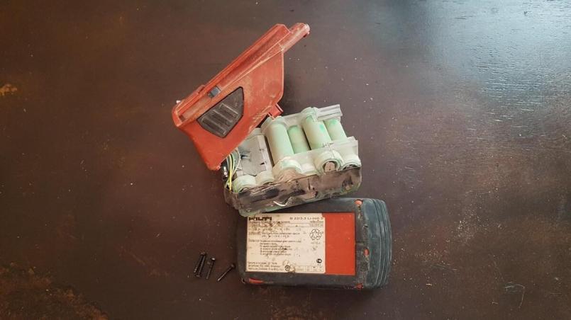 купить аккумуляторы 18650 для Хилти