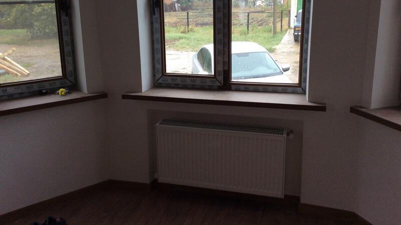 радиатор в частном доме