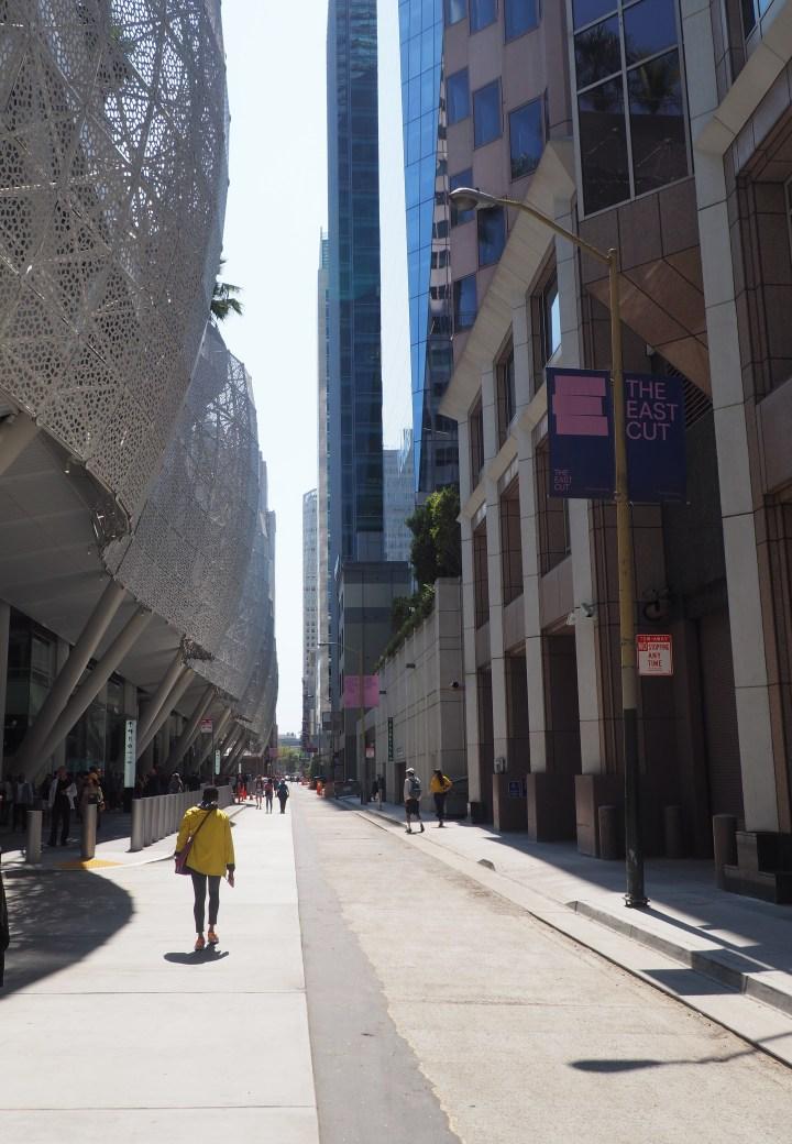 SF Transit Center, opening weekend