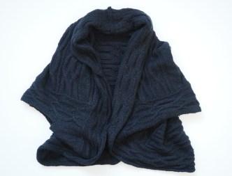 Cocoon Open Layering Cardigan Black Universal Thread, Target
